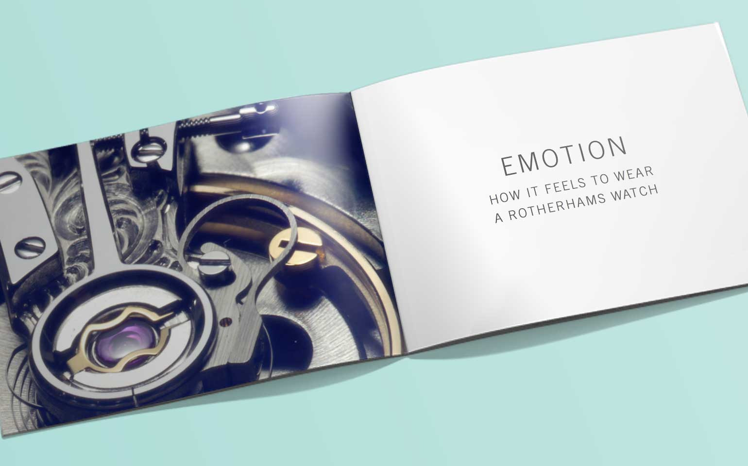 BRAND RESEARCH BOOKLET